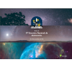 Capa para Anais do 19º Encontro Nacional de Astronomia